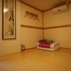 Отель Sodam Hanok Guesthouse Южная Корея, Сеул - 1 отзыв об отеле, цены и фото номеров - забронировать отель Sodam Hanok Guesthouse онлайн комната для гостей фото 2