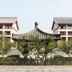 Отель Angsana Xian Lintong пляж