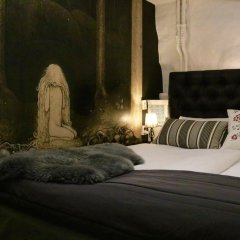 Отель Hotell Skeppsbron 2* Стандартный номер с двуспальной кроватью (общая ванная комната) фото 2