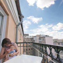 Мини-Отель Седьмое Небо балкон