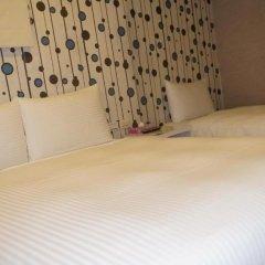 Отель Ximen Taipei DreamHouse 2* Стандартный номер с различными типами кроватей фото 13