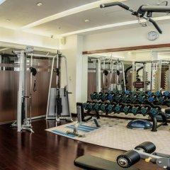 Отель Park Plaza Beijing Science Park фитнесс-зал фото 4