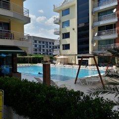 Отель Elizabeth Apartments Болгария, Поморие - отзывы, цены и фото номеров - забронировать отель Elizabeth Apartments онлайн бассейн