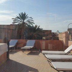 Отель Riad Jenan Adam Марокко, Марракеш - отзывы, цены и фото номеров - забронировать отель Riad Jenan Adam онлайн бассейн