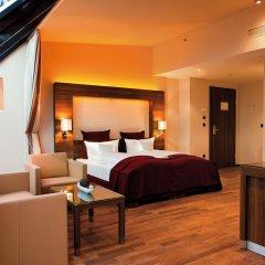 Fleming's Selection Hotel Wien-City 4* Номер Делюкс с разными типами кроватей
