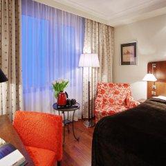 Гостиница Sokos Olympia Garden 4* Стандартный номер с двуспальной кроватью фото 3
