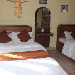 Отель Chitwan Forest Resort Непал, Саураха - отзывы, цены и фото номеров - забронировать отель Chitwan Forest Resort онлайн комната для гостей фото 4