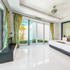 Отель Villas In Pattaya комната для гостей фото 2