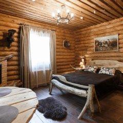 Hotel LogHouse Стандартный номер двуспальная кровать фото 31
