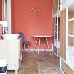 Inhawi Hostel Кровать в женском общем номере с двухъярусной кроватью фото 13