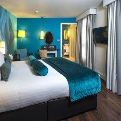 Hotel Indigo Liverpool 4* Представительский номер с различными типами кроватей фото 2