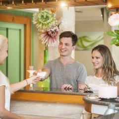 Отель Holiday Club Heviz Венгрия, Хевиз - отзывы, цены и фото номеров - забронировать отель Holiday Club Heviz онлайн интерьер отеля