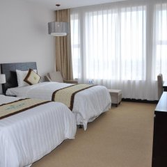 Sai Gon Ban Me Hotel 3* Номер Делюкс с различными типами кроватей фото 2
