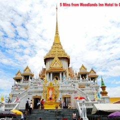 Отель Woodlands Inn Бангкок городской автобус