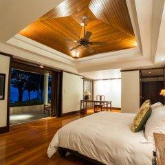 Отель Trisara Villas & Residences Phuket 5* Стандартный номер с различными типами кроватей фото 12