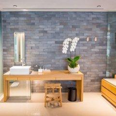 Отель Ad Lib ванная
