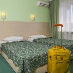Гостиница Dnipropetrovsk Днепр комната для гостей фото 11