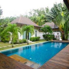 Отель Two Villas Casa Del Sol бассейн