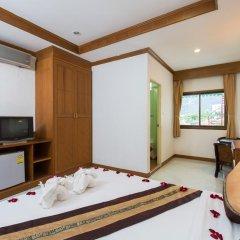 Отель Magnific Guesthouse Patong 3* Стандартный номер с различными типами кроватей фото 7