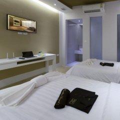 Отель Hamilton Grand Residence 3* Представительский люкс с различными типами кроватей