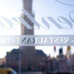 Отель Central Бельгия, Брюгге - отзывы, цены и фото номеров - забронировать отель Central онлайн городской автобус