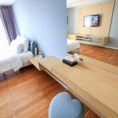 Отель Northgate Ratchayothin 4* Студия с различными типами кроватей фото 28