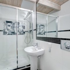Апартаменты Dom & House – Apartments Port Monte Cassino Сопот ванная