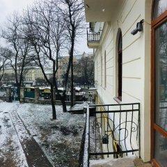 Soborniy Hostel балкон