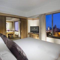 Отель Intercontinental Prague 5* Стандартный номер фото 3