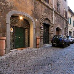 Отель Restart Accomodations Rome Рим парковка