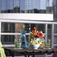 Отель Thon Residence Parnasse Бельгия, Брюссель - отзывы, цены и фото номеров - забронировать отель Thon Residence Parnasse онлайн балкон