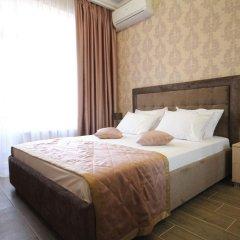 Гостиница Кристалл Стандартный семейный номер разные типы кроватей фото 3