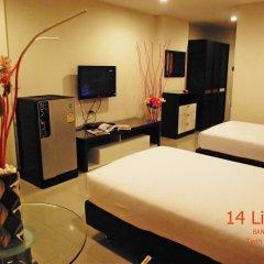 Отель 14 Living 3* Номер Премьер