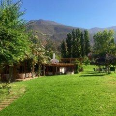 Отель Hacienda Juntas в Монте-Патрии