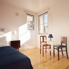 Отель Lisbon Story Guesthouse 3* Улучшенный номер с различными типами кроватей