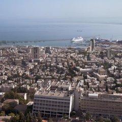 Отель Crowne Plaza Haifa 3* Стандартный номер фото 4