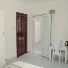 Отель LeBlanc Saigon 2* Семейный номер Делюкс с двуспальной кроватью фото 9