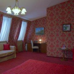 Гермес Парк Отель Санкт-Петербург комната для гостей фото 3