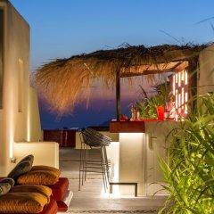 Art Hotel Santorini интерьер отеля