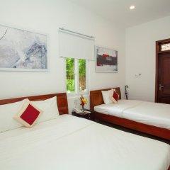 Отель Homestead Phu Quoc Resort 3* Бунгало Делюкс с различными типами кроватей фото 6