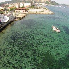 Aqua Boss Hotel Турция, Эджеабат - отзывы, цены и фото номеров - забронировать отель Aqua Boss Hotel онлайн спортивное сооружение