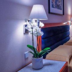 Mediterranean Hotel 4* Стандартный номер с различными типами кроватей фото 5