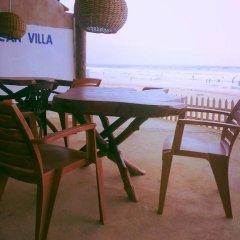 Отель Blue Ocean Villa Хиккадува питание фото 3