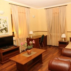 Гостиница Корона 3* Стандартный номер двуспальная кровать фото 3