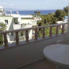 Karina Butik Apart Турция, Алтинкум - отзывы, цены и фото номеров - забронировать отель Karina Butik Apart онлайн балкон