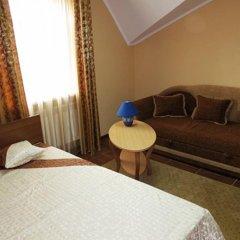 Гостевой дом Европейский Улучшенный номер с различными типами кроватей фото 7