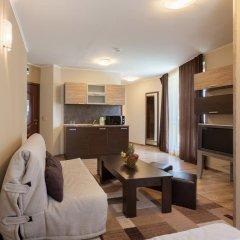 Отель Villa Brigantina Болгария, Солнечный берег - 1 отзыв об отеле, цены и фото номеров - забронировать отель Villa Brigantina онлайн комната для гостей фото 3