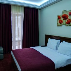 Отель Элегант(Цахкадзор) 4* Номер Делюкс двуспальная кровать фото 3