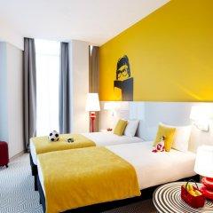 Отель Ibis Styles Wroclaw Centrum Стандартный номер с двуспальной кроватью
