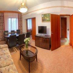 Президент Отель 4* Апартаменты с различными типами кроватей фото 2